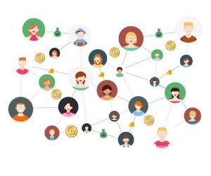 Redes, Bitcoin, MLM, trabajo en equipo, red