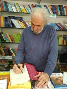 Ramiro Calle, anayany.com, espiritualidad, guerrero